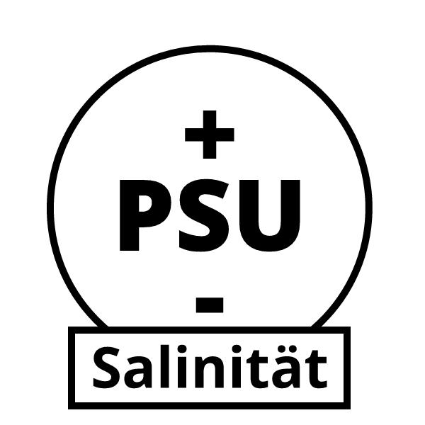 Salinität mit AO einstellen